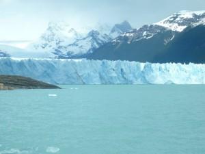 Chili – glacier montagne