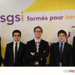 Des étudiants de l'ENSGSI qualifiée au Global Management Challenge