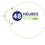 48 heures pour faire vivre des idées logo