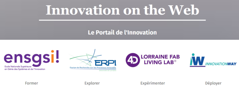 Innovation on the web, portail de l'innovation