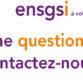 ENSGSI contact